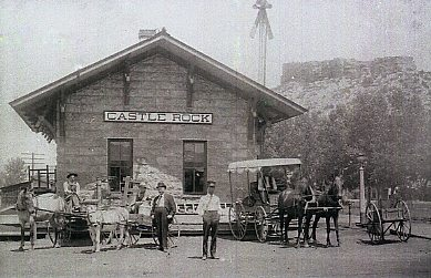 CastleRock_old_train_station
