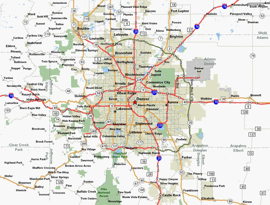 Denver Area Map & Home Search | Denver Highlands Ranch ... on home map plan, home map design, home plan search, home new construction, home employment search, home finder by map,